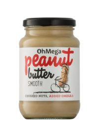 Oh Mega Peanut smooth butter