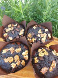 muffin brownie 1